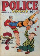 Police Comics Vol 1 50