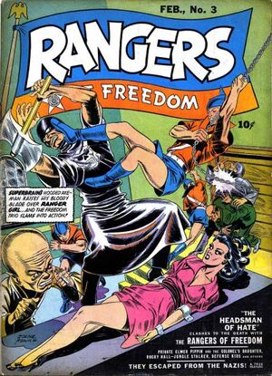Rangers of Freedom Vol 1 3