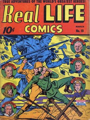 Real Life Comics Vol 1 10