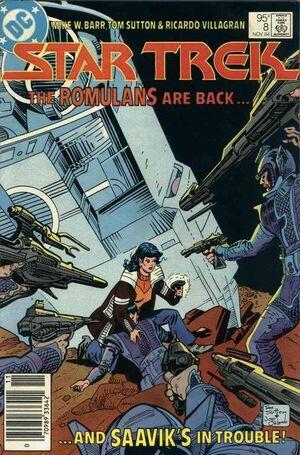 Star Trek (DC) Vol 1 8
