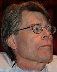 Stephen King, Comicon