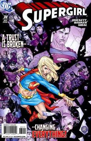 Supergirl Vol 5 31
