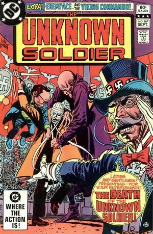Unknown Soldier Vol 1 267