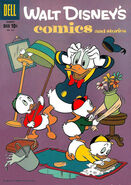 Walt Disney's Comics and Stories Vol 1 222