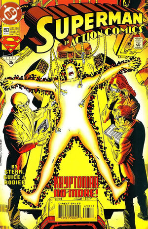 Action Comics Vol 1 693
