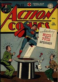Action Comics Vol 1 83
