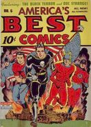 America's Best Comics Vol 1 6