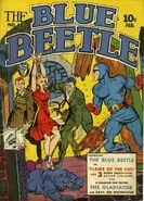 Blue Beetle (Fox) Vol 1 11