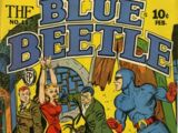 Blue Beetle (Fox) Vol 1 11