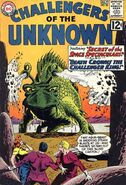Challengers of the Unknown Vol 1 26
