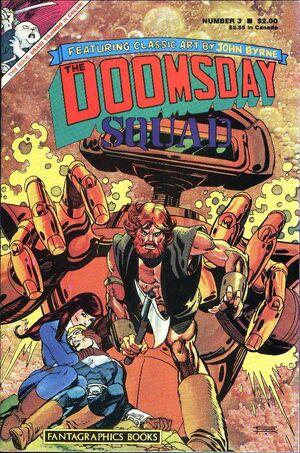 Doomsday Squad Vol 1 3