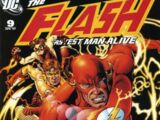 Flash: The Fastest Man Alive Vol 1 9