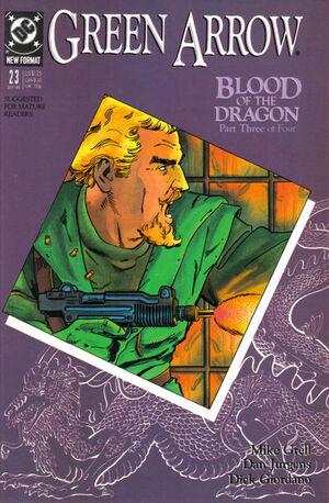 Green Arrow Vol 2 23