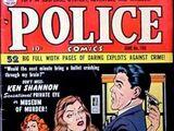 Police Comics Vol 1 106