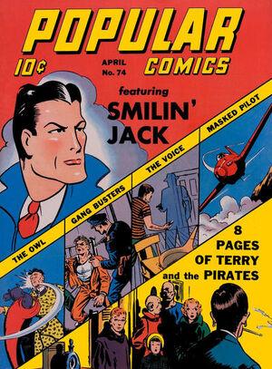 Popular Comics Vol 1 74