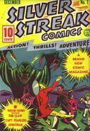 Silver Streak Comics Vol 1 1
