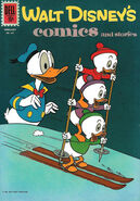 Walt Disney's Comics and Stories Vol 1 257