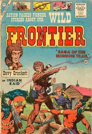 Wild Frontier Vol 1 1