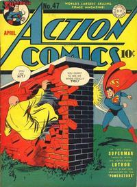 Action Comics Vol 1 47