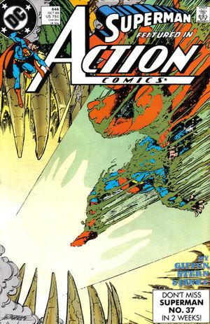 Action Comics Vol 1 646