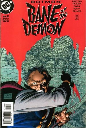 Batman Bane of the Demon Vol 1 2