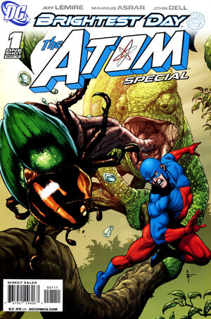 Brightest Day Atom Vol 1 1