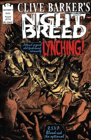 Clive Barkers Nightbreed Vol 1 19