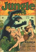 Jungle Comics Vol 1 30