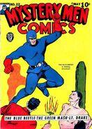 Mystery Men Comics Vol 1 22