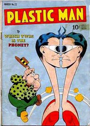 Plastic Man Vol 1 22
