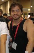 Rick Lacy (San Diego Comic-Con 2009)