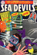 Sea Devils Vol 1 27