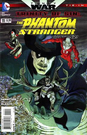 Trinity of Sin Phantom Stranger Vol 4 11