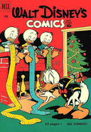 Walt Disney's Comics and Stories Vol 1 124