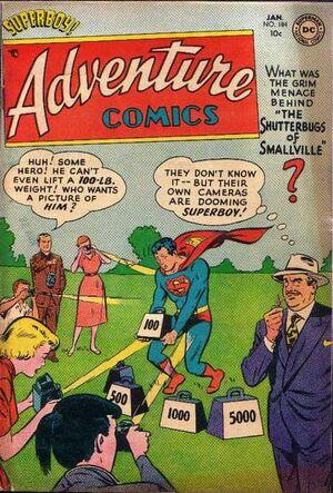 Adventure Comics Vol 1 184