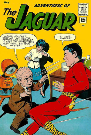 Adventures of the Jaguar Vol 1 12