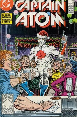 Captain Atom Vol 1 13