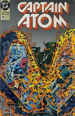 Captain Atom Vol 1 39