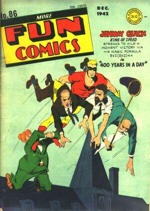 More Fun Comics Vol 1 86