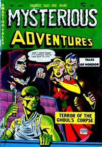 Mysterious Adventures Vol 1 2
