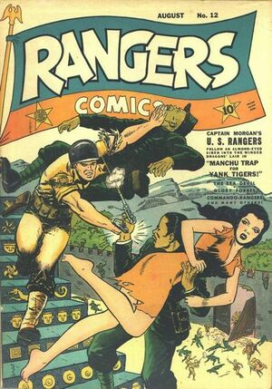 Rangers Comics Vol 1 12