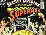 Secret Origins Vol 2 1