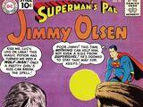 Superman's Pal, Jimmy Olsen Vol 1 52