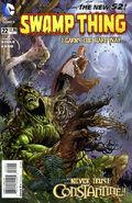 Swamp Thing Vol 5 22
