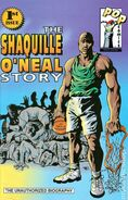 The Shaquille O'Neal Story Vol 1 1