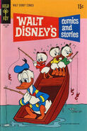 Walt Disney's Comics and Stories Vol 1 357