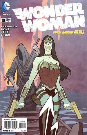 Wonder Woman Vol 4 10