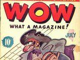Wow, What A Magazine! Vol 1 1