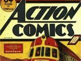 Action Comics Vol 1 13