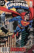 Adventures of Superman Vol 1 450